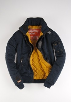 Yes Superdry jackets