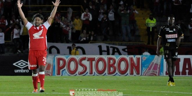Independiente Santa Fe vs Once Caldas