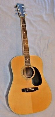 #guitar Vintage Takamine Guitar with Martin & Co. Case please retweet