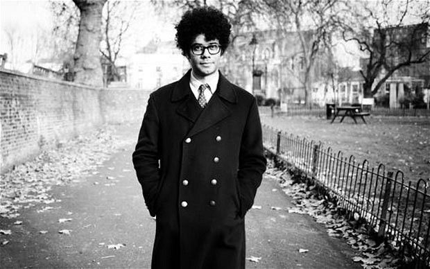 """dear sir stroke madam. fire, exclamation mark. fire, exclamation mark. help me, exclamation mark. 123 carrendon road. looking forward to hearing from you. all the best, maurice moss."""" (richard ayoade)"""