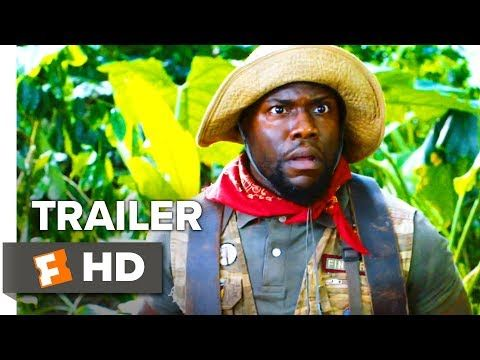 Jumanji: Welcome to the Jungle International Trailer #1 (2017) | Movieclips Trailers