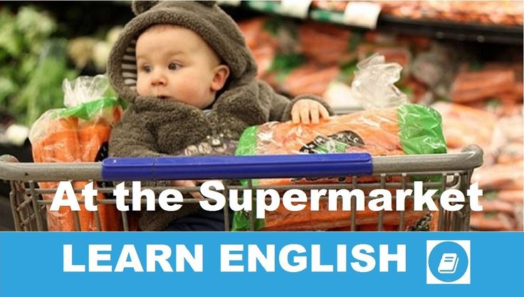 Ebben a leckében elmegyünk bevásárolni az élelmiszerboltba, és megtanulunk sok ezzel kapcsolatos hasznos angol szót, kifejezést és mondatot.