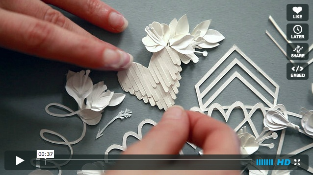 etsy valentine: Craft, Idea, Http Etsy Me Etsyxoxo, Papercutting, Happy Valentine S, Paper Art, Valentines Day, Paper Cutting