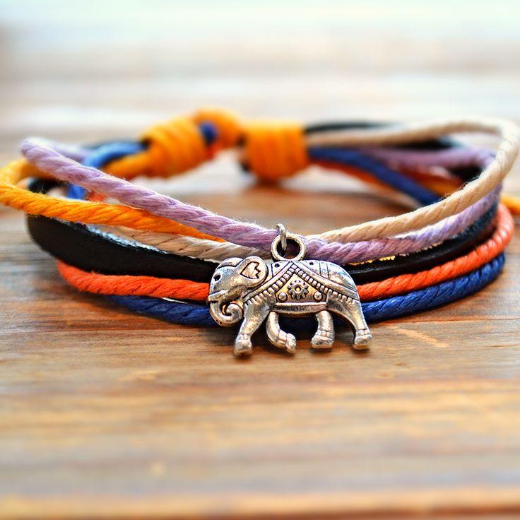 Armband - Olifant