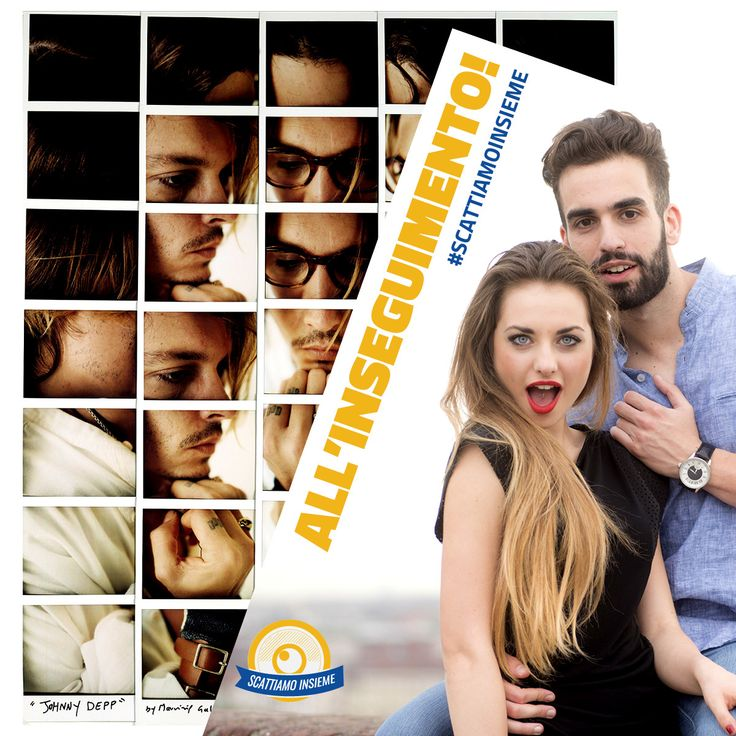 Chi si nasconde dietro i messaggi anonimi inviati ad Alvaro? Alice e Mauro forse sono vicini alla soluzione. Seguiamoli... di corsa!  http://www.scattiamoinsieme.com/web/allinseguimento/