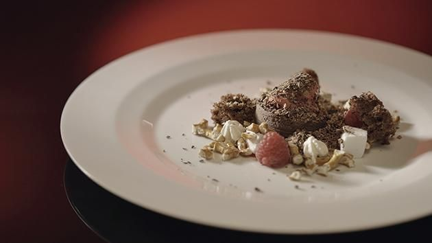 Chocolate Raspberry Discovery | MKR