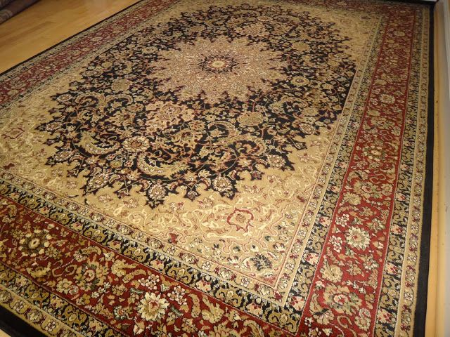 Discount Rugs USA | Cheap Area Rug USA | Oriental Rugs| Black Rugs 8x11 - Area Rugs