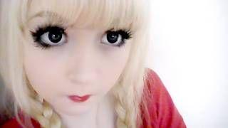 "Eye Enlarging Makeup!!! Great for a ""doll"" look! ;D"