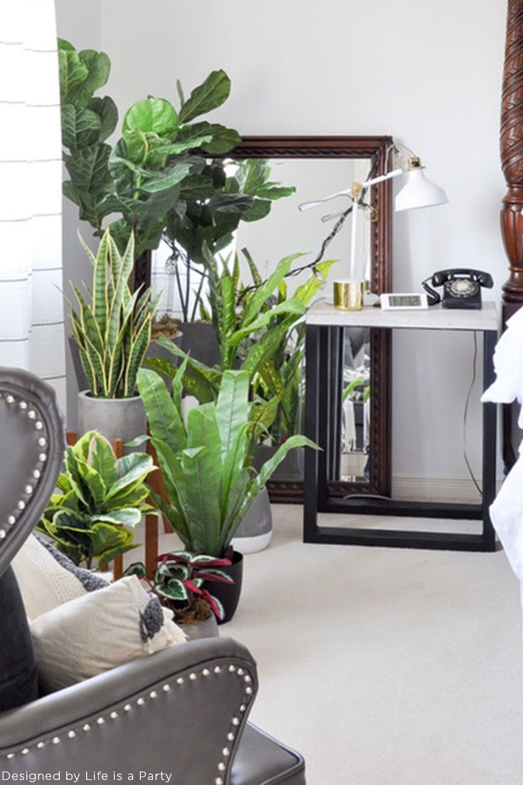 Find High Quality Artificial Greenery House Plants For Your Boho