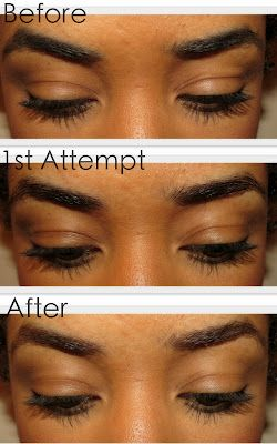 Eyebrows to Match Your Hair... | Curly Nikki | Natural Hair Styles and Natural Hair Care