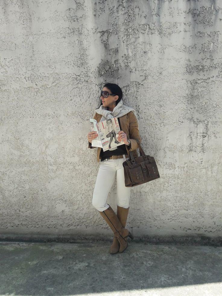 Moda no Sapatinho: o sapatinho foi à rua # 448