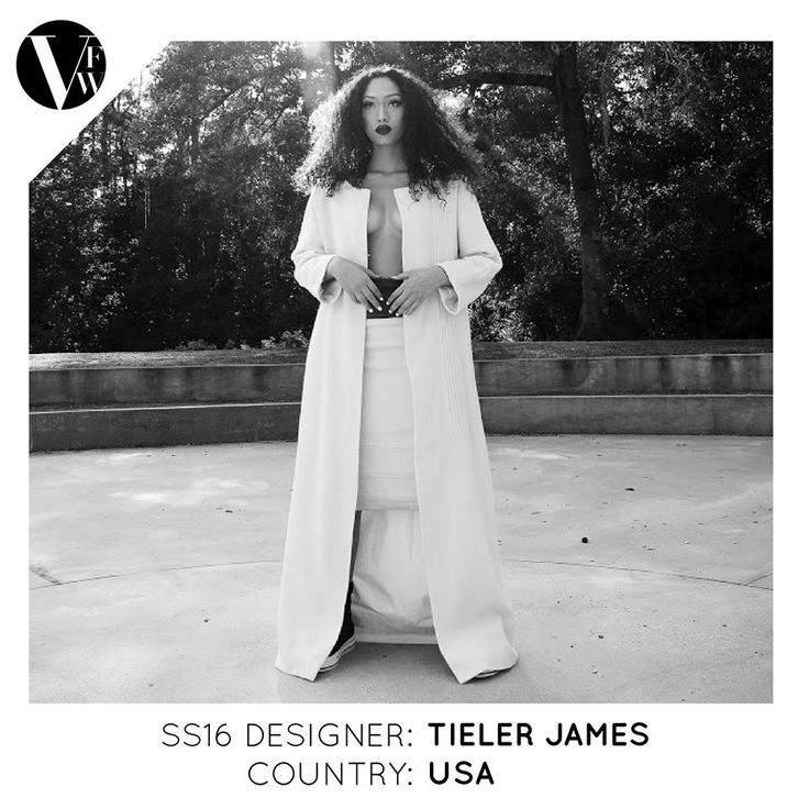 #SS16designer: Tieler James Fashion is his life, period. Tieler discovered his passion for clothing at the age of 5 and began working with a sewing machine and designing his own clothes at age 7. In 2014, at just 14 years old, he was selected to compete on Lifetime's Project Runway: Threads. Tieler won and has gone on to be the featured designer in many local and regional fashion shows. Read more about the designer here: http://vanfashionweek.com/tieler-james/