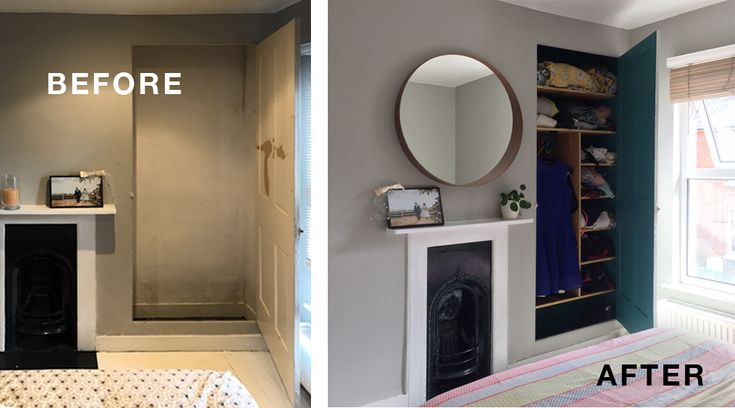 I am delighted to have had so much interest in the customised bedroom wardrobe showcased in my last post: Bedroom Transformation, and as it was so simple to construct I thought I would share with y…