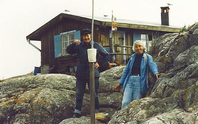Tuulikki Pietilä and Tove Jansson / Mumin
