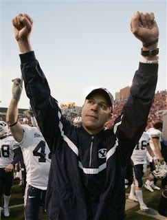 Bronco Mendenhall - BYU Football    #LDSproducts #MormonProducts #CTR
