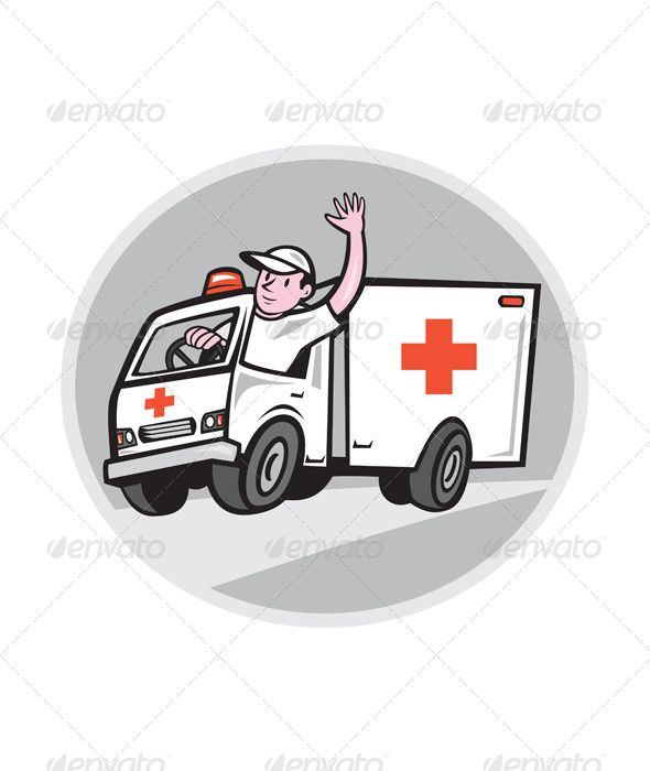 Realistic Graphic DOWNLOAD (.ai, .psd) :: http://vector-graphic.de/pinterest-itmid-1007878734i.html ... Ambulance Emergency Vehicle Driver Waving Cartoon ...  ambulance, artwork, automobile, car, cartoon, emergency, emergency vehicle, illustration, isolated, oval, patient transport, transportation, vehicle  ... Realistic Photo Graphic Print Obejct Business Web Elements Illustration Design Templates ... DOWNLOAD :: http://vector-graphic.de/pinterest-itmid-1007878734i.html