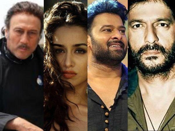 After Shraddha Kapoor Prabhas 'Saaho' gets Jackie Shroff Chunky Panday Mahesh Manjrekar on board - Times of India #757Live