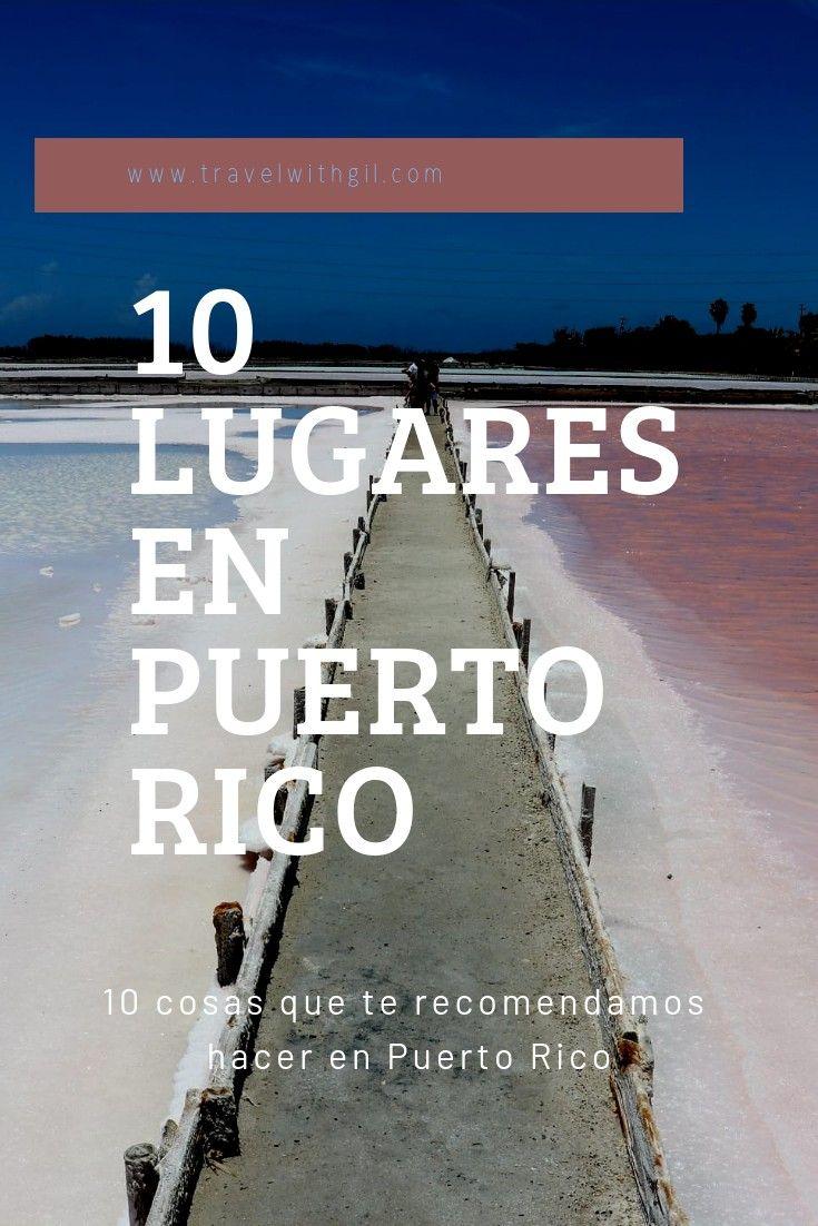 10 Cosas En Puerto Rico Puerto Rico 10 Cosas Bandera De Puerto Rico