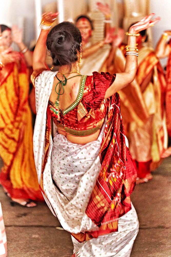 Maa Durga Devotees