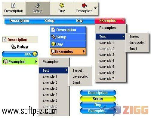 Getting DHTML Menu Builder DE setup was never this easy! Download DHTML Menu Builder DE installer from Softpaz - https://www.softpaz.com and enjoy high speed downloading from our free servers!