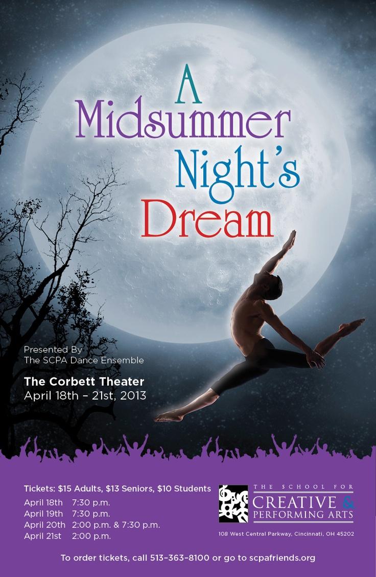 Response to a midsummer nights dream