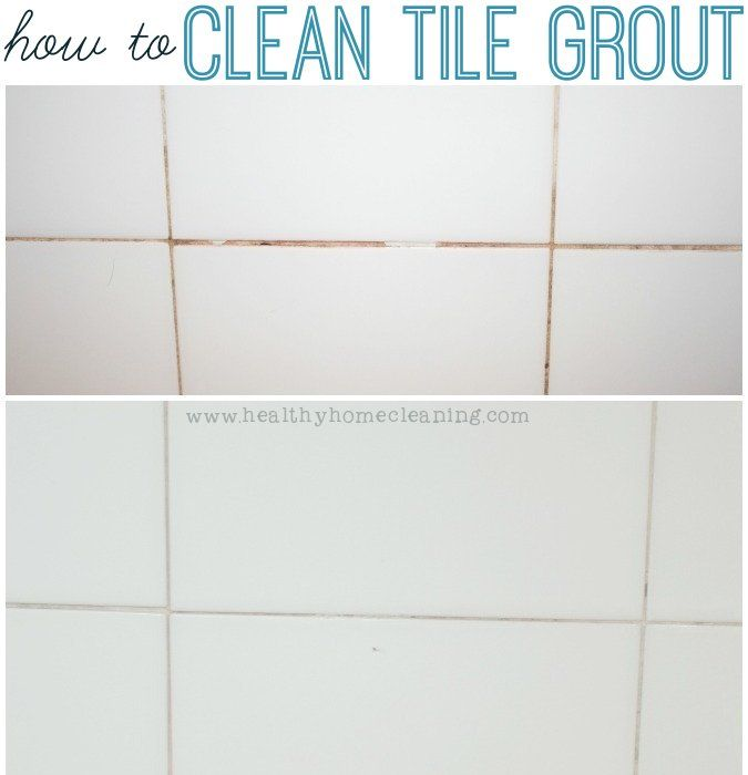 1000 Ideas About Clean Tile Grout On Pinterest How To