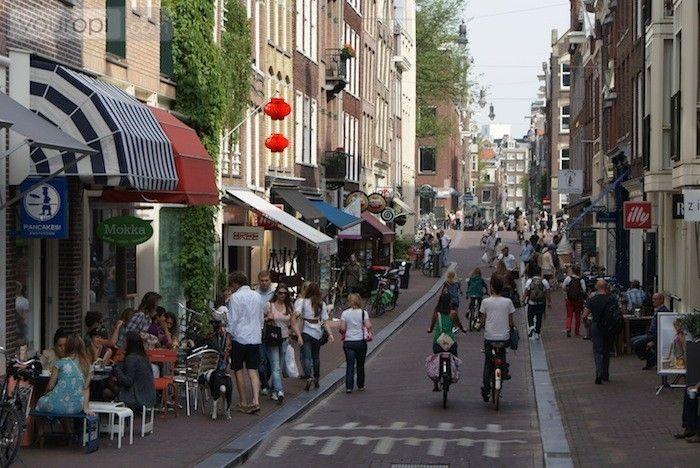9 Straatjes Amsterdam. Inspirerende artikelen, inspirerende mensen