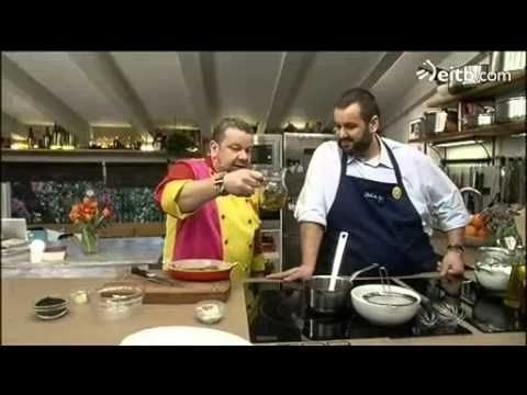 Una manera diferente de cocinar rabo de toro, con Alberto Chicote - YouTube