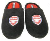 Football Emporium Arsenal F.C. Official Crested Mens Slippers 7/8 Official Crested Arsenal F.C. Mens Slippers (Barcode EAN = 5060181420856). http://www.comparestoreprices.co.uk/football-equipment/football-emporium-arsenal-f-c-official-crested-mens-slippers-7-8.asp