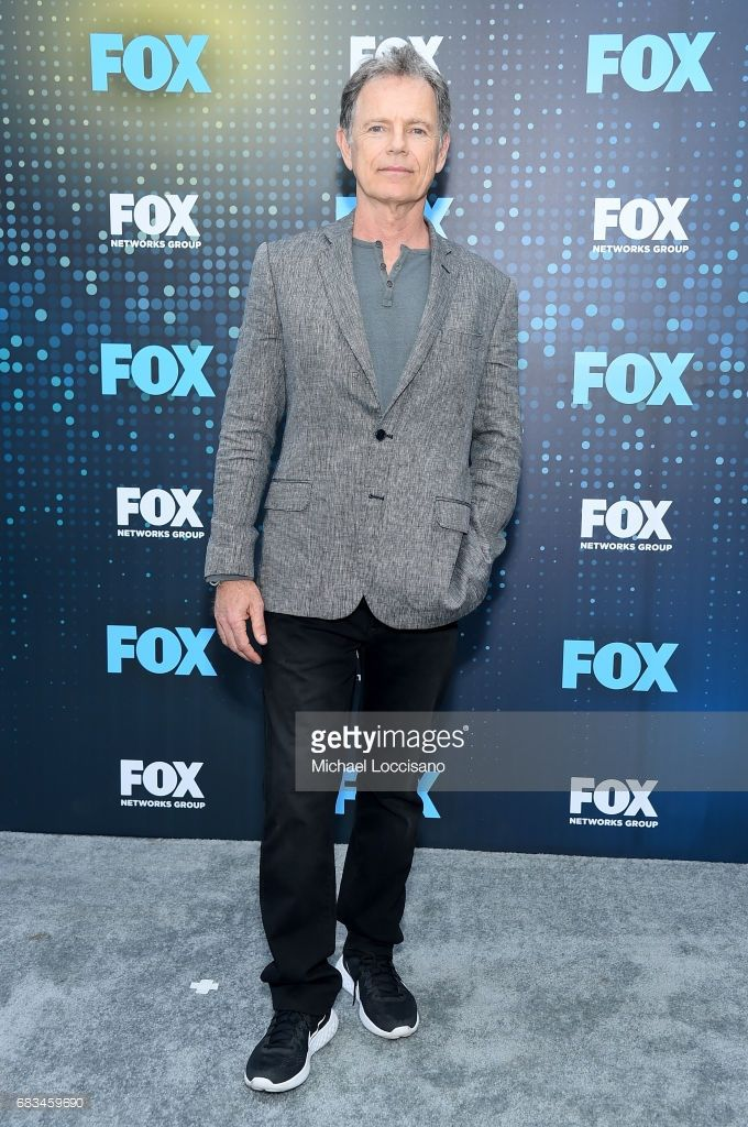 Bruce Greenwood attends the 2017 FOX Upfront at Wollman Rink, Central Park on May 15, 2017 in New York City.