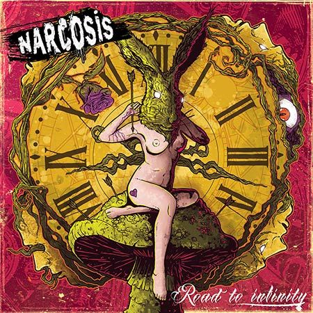 NARCOSIS - Road Τo Infinity  #new album #album review #rock music #stoner music