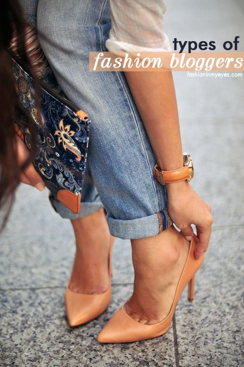 Types of fashion bloggers ~ fashion in my eyes