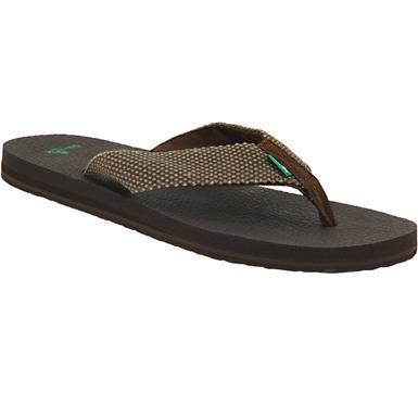 Sanuk Yogi 4 Flip Flops - Mens