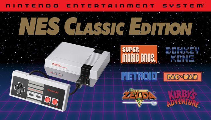 Nintendo, le pionnier japonais des jeux vidéo, a lancé sur le marché une version miniature de sa populaire console NES (Nintendo Entertainment System) des