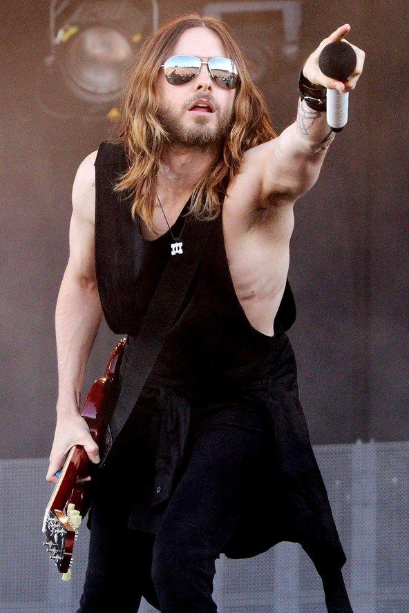 Jared Leto  Age: 41