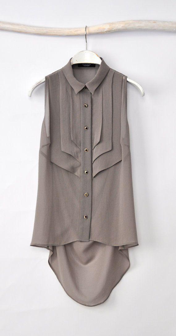 Детали в блузках (трафик) / Блузки / Своими руками - выкройки, переделка одежды, декор интерьера своими руками - от ВТОРАЯ УЛИЦА
