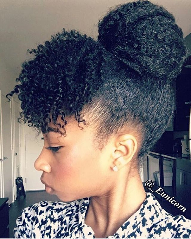 Swell 1000 Ideas About Natural Updo Hairstyles On Pinterest Dominican Hairstyle Inspiration Daily Dogsangcom