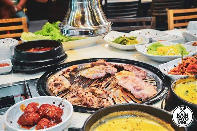 Best Unlimited Korean Bbq In Manila Best Korean Bbq In Manila Affordable Korean Restaurant In Manila Samg Korean Bbq Korean Bbq Restaurant Korean Restaurant