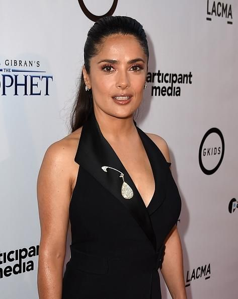 Salma Hayek's Daughter 'Resentful' Of 'The Prophet,' Hollywood 'Doesn't Want' Her? - http://imkpop.com/salma-hayeks-daughter-resentful-of-the-prophet-hollywood-doesnt-want-her/