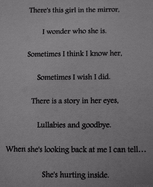 Sad Quotes About Depression: Best 25+ Depressed Girl Quotes Ideas On Pinterest