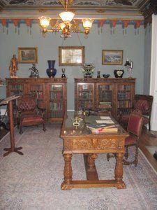 Visit Castle Kilbride, Famed For Its Trompe Du0027lu0027oeil Designs, Antique  Furniture And Art Work. Part 34