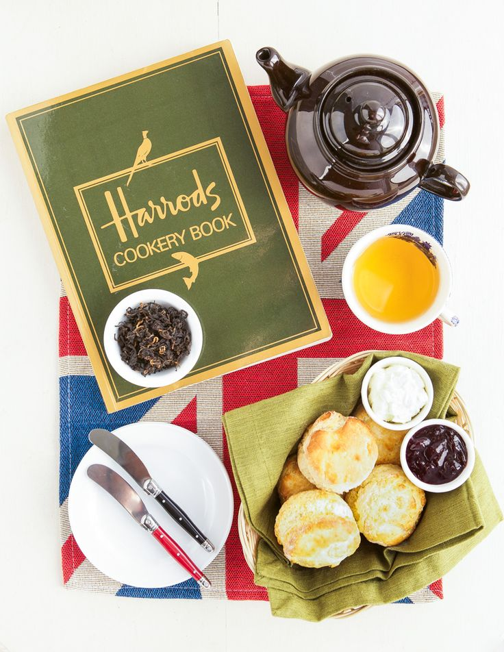 Harrods' Scones