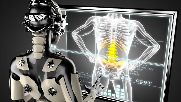 Could artificial intelligence put an end to doctors as we know them?