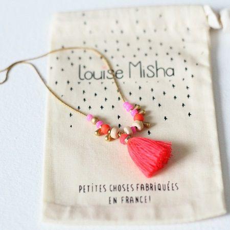 Pulseras y collares Louise Misha. Joyas para niñas - Mamidecora.com                                                                                                                                                     Más