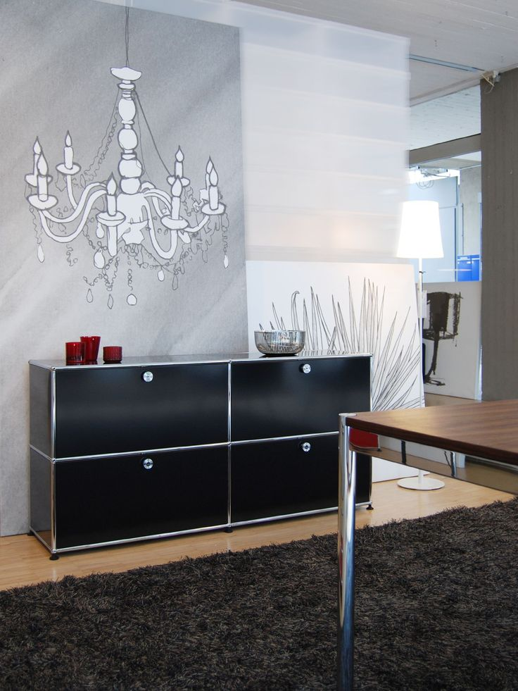 1000 images about usm at home on pinterest cleanses entertainment units and storage. Black Bedroom Furniture Sets. Home Design Ideas