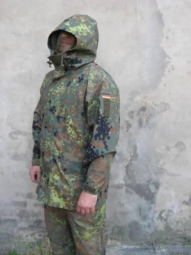 Костюм армейский бундесвер гортекс