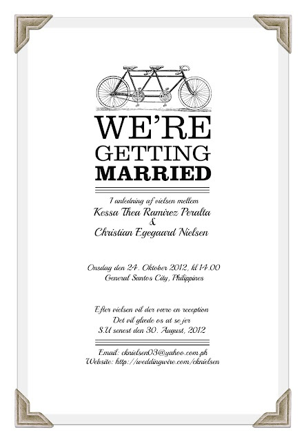 Free DIY Wedding Invitations    #WeddingInvitations #Wedding