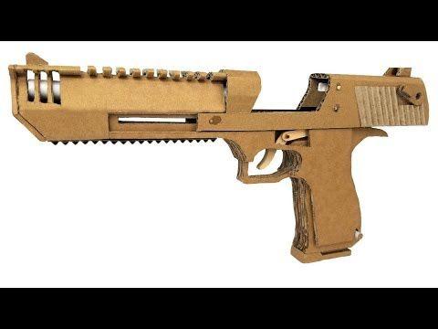 BLOW⇔BACK RUBBER BAND GUN 04 1 I W I DESERT EAGLE blowback