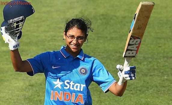 Smriti Mandhana named in India's squad for Women's World Cup