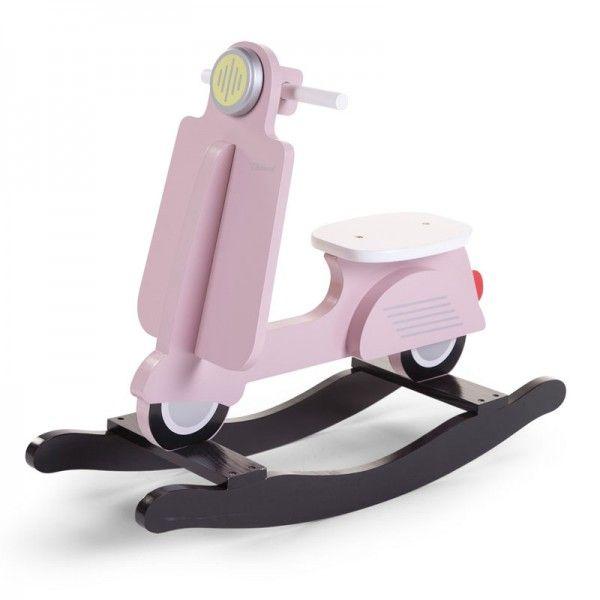 Childwood schommel #scooter #Vespa roze #pink #littlethingz2